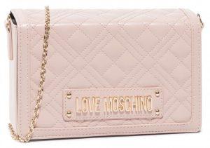 Love Moschino Dámská crossbody kabelka Rosa JC4054PP1A LI0