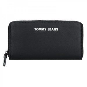 Dámská peněženka Tommy Hilfiger Jeans Famme – černá