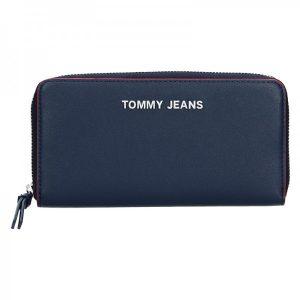Dámská peněženka Tommy Hilfiger Jeans Famme – modrá