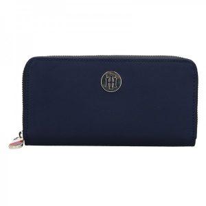 Dámská peněženka Tommy Hilfiger Ritta – modrá