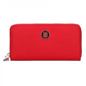 Dámská peněženka Tommy Hilfiger Ritta – červená