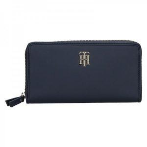 Dámská peněženka Tommy Hilfiger Almíra – modrá
