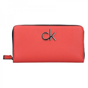 Dámská peněženka Calvin Klein Miam – červená