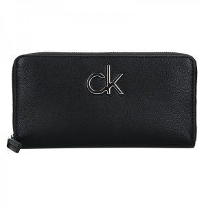 Dámská peněženka Calvin Klein Miam – černá