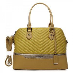 Dámská kabelka David Jones Gwenny – žlutá