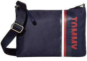 Tommy Hilfiger Dámská crossbody kabelka TH Edith Crossbody Navy
