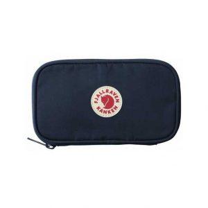 Tmavě modrá cestovní peněženka Kånken Travel Wallet 34450