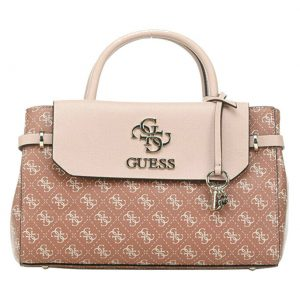 Guess Dámká kabelka Esme Girlfriend Satchel cinnamon-cin