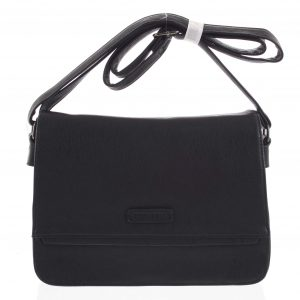 Dámská crossbody kabelka černá – Enrico Benetti Mirinda černá