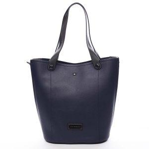 Dámská kabelka tmavě modrá – Pierre Cardin Avrill modrá