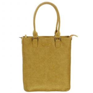 Taška přes rameno žlutá – Enrico Benetti Houston žlutá