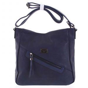 Dámská crossbody kabelka tmavě modrá – Romina Comprit tmavě modrá