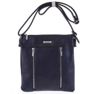 Dámská crossbody kabelka tmavě modrá – Silvia Rosa Avicii tmavě modrá