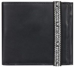 Quiksilver Pánská peněženka Taperer Black EQYAA03907-KVJ0
