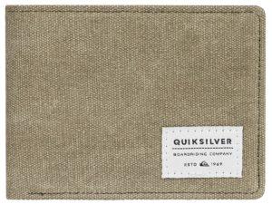 Quiksilver Pánská peněženka Slim Vintage Iv Burnt Olive EQYAA03906-GPZ0