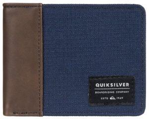 Quiksilver Pánská peněženka Freshness Plus Navy Blazer EQYAA03902-BYJ0