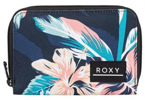 Roxy Dámská peněženka Dear Heart Anthracite Tropicoco S ERJAA03707-KVJ6