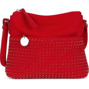 Dámská crossbody kabelka Tamaris Ambora – červená