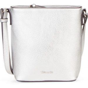 Dámská crossbody kabelka Tamaris Alesia – stříbrná
