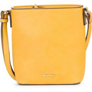 Dámská crossbody kabelka Tamaris Alesia – žlutá