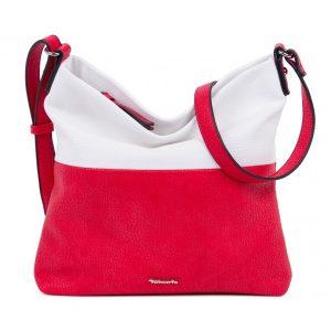 Dámská crossbody kabelka Tamaris Annelie – červená