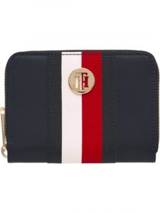 Tommy Hilfiger barevná peněženka Poppy Med Za Corp