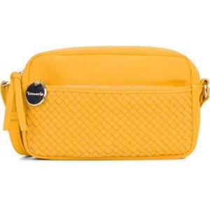 Dámská crossbody kabelka Tamaris Ambir – žlutá
