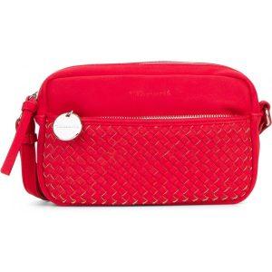 Dámská crossbody kabelka Tamaris Ambir – červená