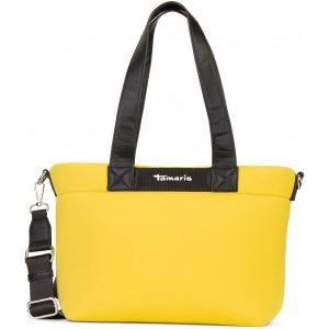 Dámská kabelka Tamaris Almira – žlutá