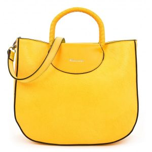 Dámská kabelka Tamaris Alexa – žlutá