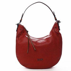 Dámská kabelka červená – David Jones Nadini červená