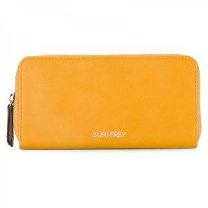 Dámská peněženka Suri Frey Erry – žlutá