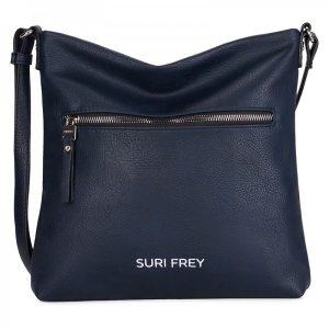 Dámské crossbody Suri Frey Terry – modrá