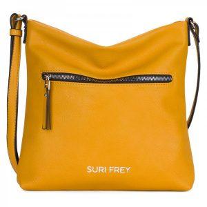 Dámské crossbody Suri Frey Terry – žlutá