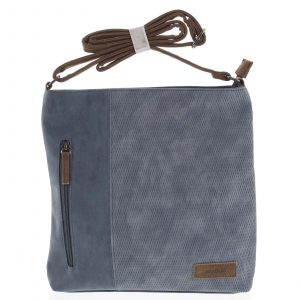 Dámská crossbody kabelka bledě modrá – Beagles Witharmy modrá