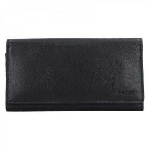 Dámská kožená peněženka Lagen Zinna – černá