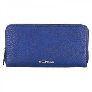 Dámská peněženka Emily & Noah Emily – modrá