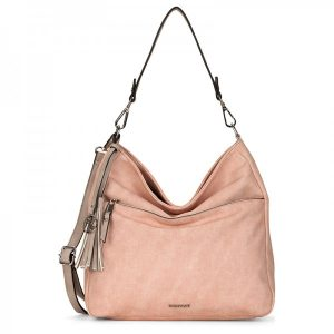 Dámská kabelka Emily & Noah Lara – růžová