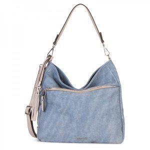 Dámská kabelka Emily & Noah Lara – modrá