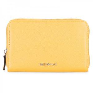 Dámská peněženka Emily & Noah Luci – žlutá