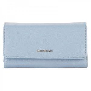 Dámská peněženka Emily & Noah Luca – modrá