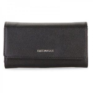 Dámská peněženka Emily & Noah Luca – černá