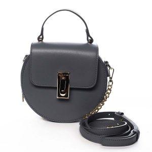 Luxusní dámská kabelka bledě modrá – David Jones Magnify modrá