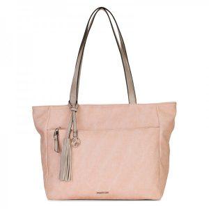 Dámská kabelka Emily & Noah Lora – růžová