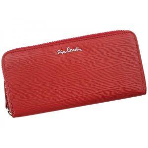 Dámská peněženka Pierre Cardin Anastasia – červená