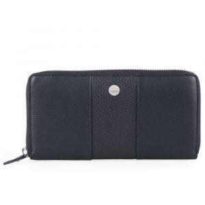Maître Dámská kožená peněženka Auen Dietrun 4060001603 – tmavě modrá
