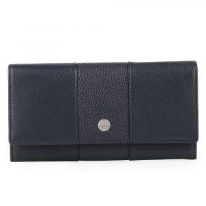 Maître Dámská kožená peněženka Auen Diedburg 4060001601 – tmavě modrá