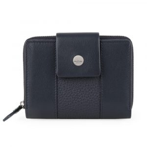 Maître Dámská kožená peněženka Auen Diethilde 4060001602 – tmavě modrá