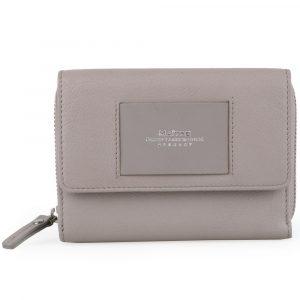 Maître Dámská kožená peněženka Ellern Diethilde 4060001606 – světle šedá