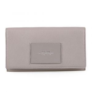 Maître Dámská kožená peněženka Ellern Dilara 4060001607 – světle šedá